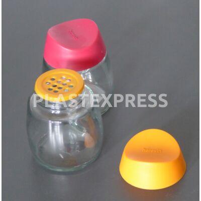 200 mL-es üveg  füszertartó