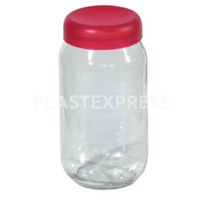 1 L-es üveg tároló