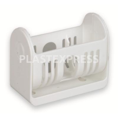 Billenő szappantartó - Fehér