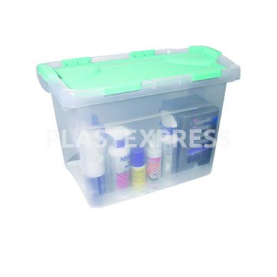 Home box  14 L-es 38X27X25 cm - Vegyes