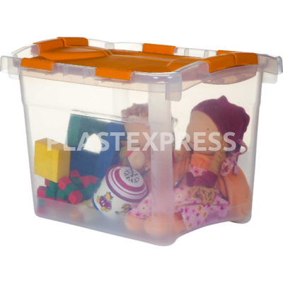 Home box  20 L-es 42x30x28 cm - Vegyes