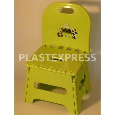 Összecsukható gyermekszék - D zöld