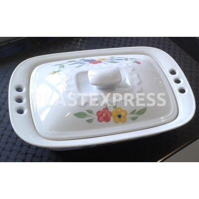 Hőálló sütőtál 29x19x5,5 cm